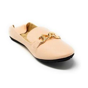 Victoria K Shoes - Women Ballerina Flats / Mules, BS-2626, Pink
